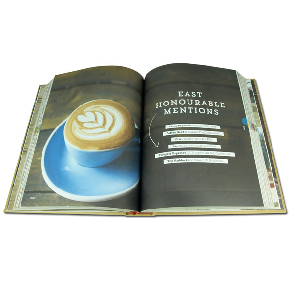 Online Luxury Hardcover Colour Coffee Table Book Printing