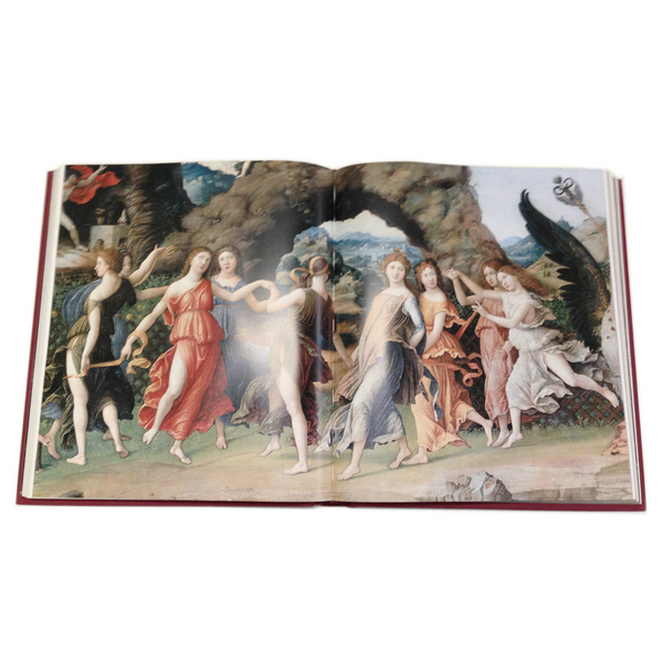 Hot Sale& Cheap Full Color Oil Painting Book Printing With High Quality