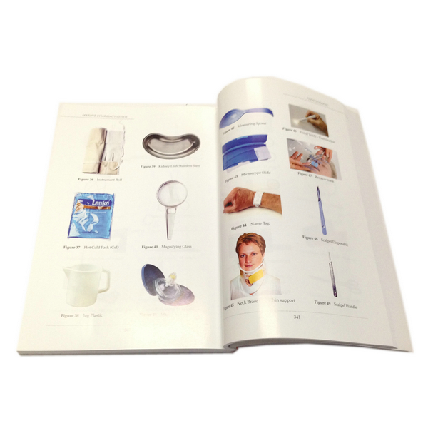 Cheap Full Color Customized Medical Book Printing With High Quality