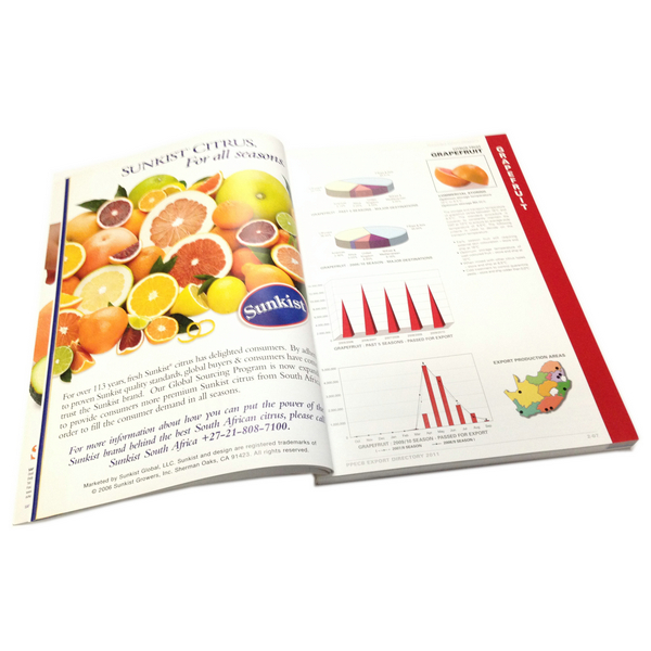 High Quality Full Color Diet & Nutrition Book Printing With Competitive Price