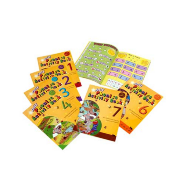 Full Color Children's Activity Book Series Printing