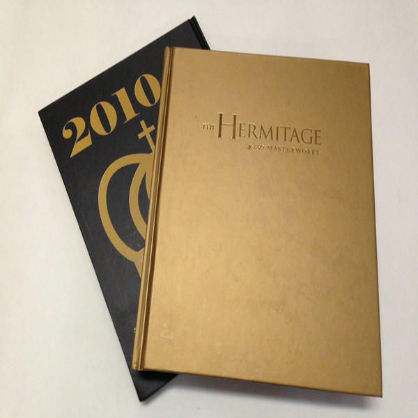 Nice Cloth cover with Gold Foil History Theory Books
