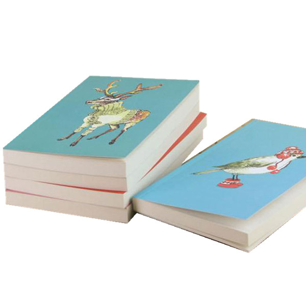 Chinese Factory Cheap Cartoon Painting Books Printing With High Quality Blank Painting Books Print For Students