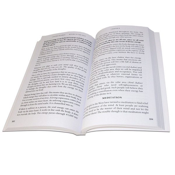 High Quality Cheap Softcover Paperback Novel Book Printing