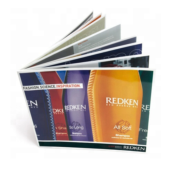 Customized Catalog, Brochure &Booklet Printing