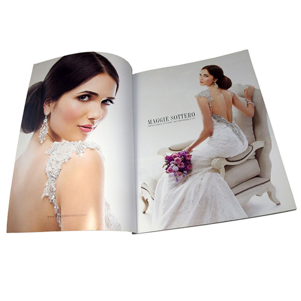 Cheap Custom Paperback Magazine Catalog Photo Book Printing